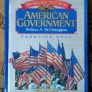 1997 Magruder&#39;s American Government, Student Book