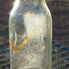 Mojonnier half pint milk or creamer bottle patented april 5? 1921? or 1927?