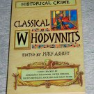 Classical Whodvnnits edited by Mike Ashley