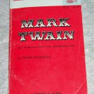 Mark Twain by Frank Baldanza