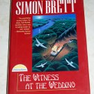 The Witness at the Wedding by Simon Brett