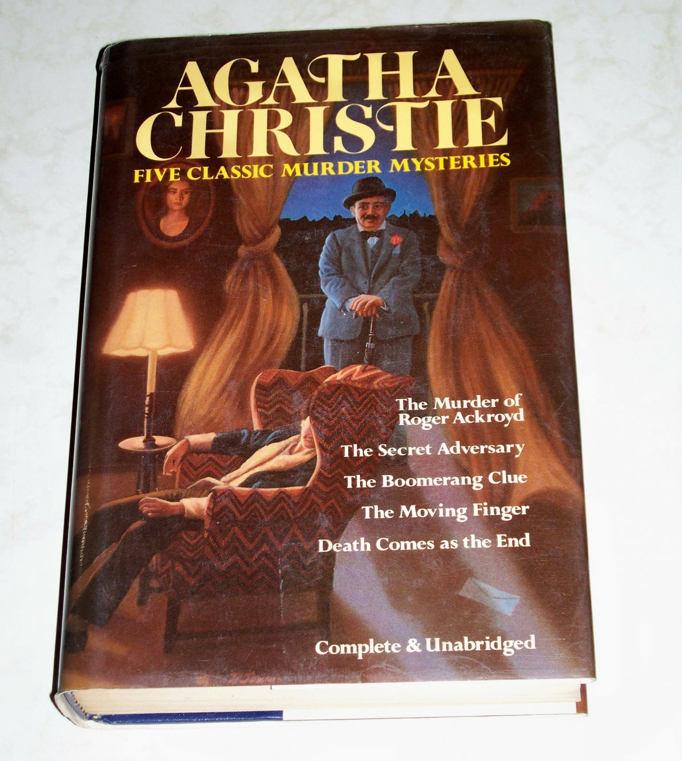 agatha christie essay 5 S a teacher's guide to the signet edition of agatha christie's the mousetrap and other plays by laura facciponti and arthea js.