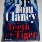 The Teeth of the Tiger by Tom Clancy (ex-library)