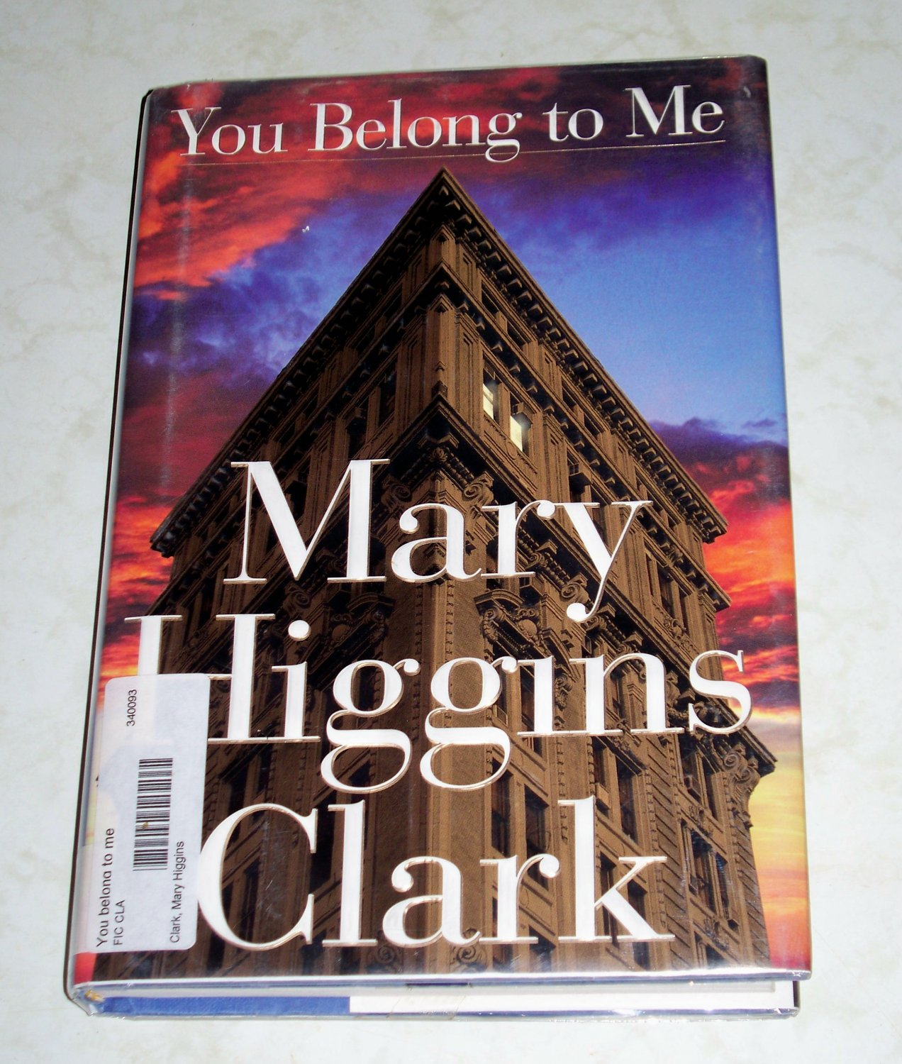 An analysis of the suspense novel you belong to me by mary higgins clark