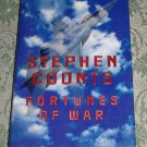 Fortunes of War by Stephen Coonts, First Edition