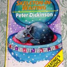 Skeleton-In-Waiting by Peter Dickinson, Large Print