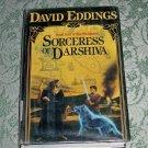 Sorceress of Darshiva by David Eddings