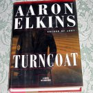 Turncoat by Aaron Elkins, First Edition