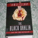 The Black Dahlia by James Ellroy, Large Print Edition