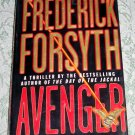 Avenger by Frederick Forsyth, First Edition