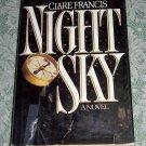 Night Sky by Clare Francis (E1)