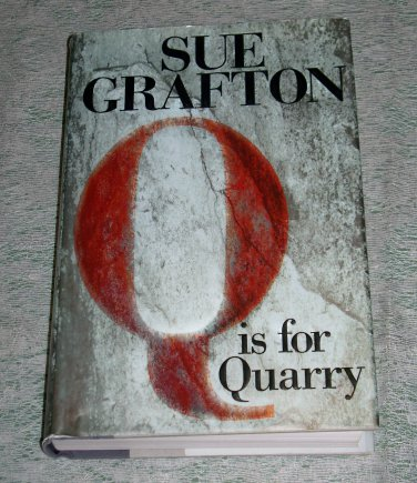 Q is for Quarry by Sue Grafton (E1)