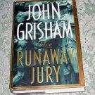 The Runaway Jury by John Grisham, First Edition (E1)