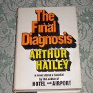 The Final Diagnosis by Arthur Hailey, Book Club Edition