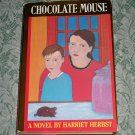Chocolate Mouse by Harriet Herbst