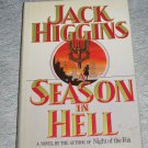 A Season in Hell by Jack Higgins (E1)