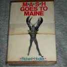 Mash Goes to Maine by Richard Hooker