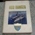 USS Ranger Operation Desert Storm yearbook U.S. Navy 1990 - 1991 deployment