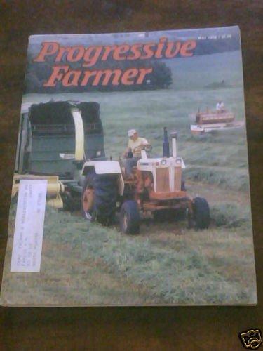 PROGRESSIVE FARMER MAGAZINE- May 1976 - NC Edition
