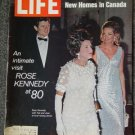LIFE  MAGAZINE- July 17, 1970 - ROSE KENNEDY AT 80