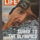 LIFE MAGAZINE - August 18, 1972 - MARK SPITZ Cover
