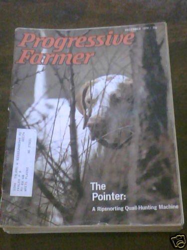 PROGRESSIVE FARMER MAGAZINE- December 1974 - NC Edition