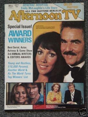 AFTERNOON TV Magazine-  Sept 1975 - Soap Opera