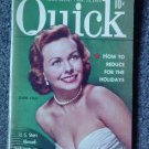QUICK NEWS WEEKLY - Nov. 10,  1952 - JEANNE CRAIN Cover