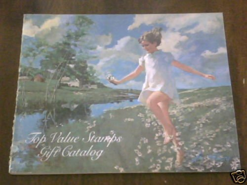 1974 TOP VALUE STAMPS GIFT CATALOG - Number 675