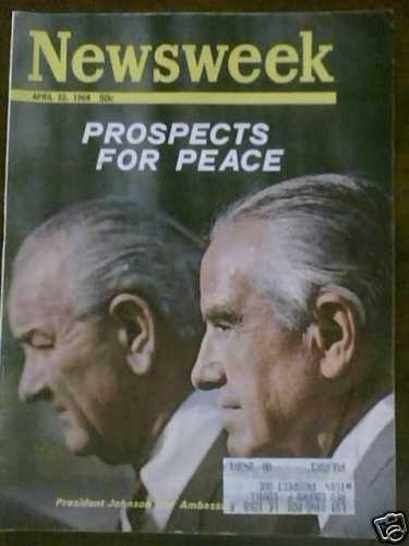 NEWSWEEK MAGAZINE - June 3, 1968