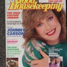GOOD HOUSEKEEPING Magazine- October 1987