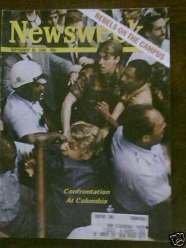 NEWSWEEK MAGAZINE - September 30, 1968