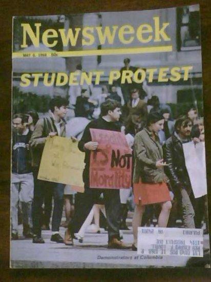 NEWSWEEK MAGAZINE - May 6, 1968