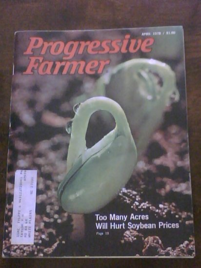 PROGRESSIVE FARMER MAGAZINE- February 1978 - NC Edition