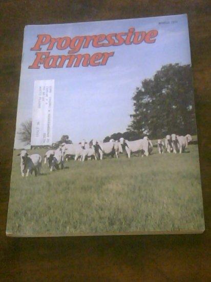 PROGRESSIVE FARMER MAGAZINE- March 1974 - NC Edition