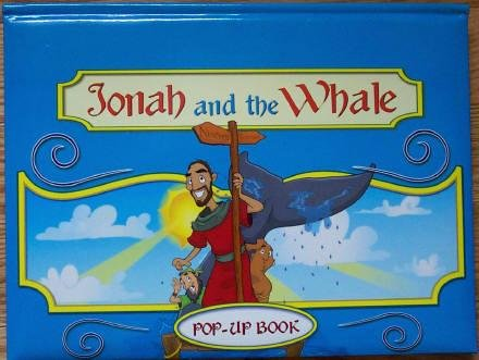 Jonah and the Whale Bible Pop up Book Storybook