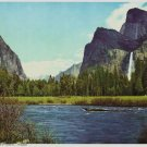 Vintage Print Glories Of Yosemite 8x10 National Park