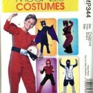 McCalls MP344 Boys Super Heros Costume Sewing Pattern Size 3-4, 5-6