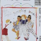 McCalls 5297 Boy/Girl Shirt, Pants, Shorts Sewing Pattern Size 2