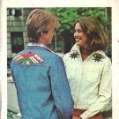 Misses 70s Embroidered Jacket Sewing Pattern Butterick 4586 Size 12
