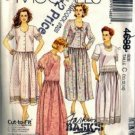 McCalls 4688 Misses 2 Pc Dress Sewing Pattern Size 10, 12, 14 Uncut