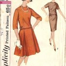 Simplicity 4611 Misses Top, Skirt Vintage Sewing Pattern Size 14