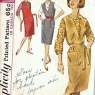 Misses 60s Jumper, Blouse Sewing Pattern Simplicity 5067 Size 14