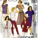 Misses Jacket, Dress, Skirt Sewing Pattern Size 18, 20 McCalls 4752