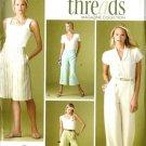 Misses Pants, Shorts Sewing Pattern Simplicity 3756 Plus Size 20-28