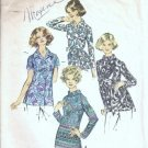 Misses Blouse 70s Vintage Sewing Pattern Simplicity 5359 Size 12