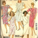 Misses 90s Dress Sewing Pattern McCalls 2432 Half Size 22 1/2