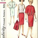 Misses Jacket, Skirt, Blouse Sewing Pattern Simplicity 4304 Size 14