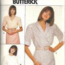Misses Blouse 80s Sewing Pattern Butterick 3692 Size 8, 10, 12