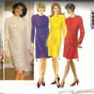 Misses Dress, Jacket Sewing Pattern Butterick 4149 Size 18, 20, 22